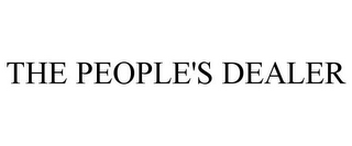 mark for THE PEOPLE'S DEALER, trademark #86111401