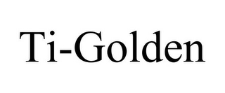 mark for TI-GOLDEN, trademark #86114366