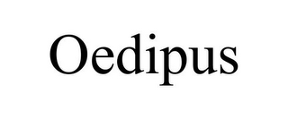 mark for OEDIPUS, trademark #86117279