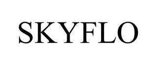 mark for SKYFLO, trademark #86127656