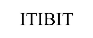 mark for ITIBIT, trademark #86130170