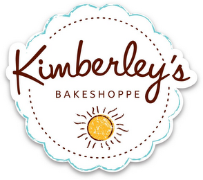 mark for KIMBERLEY'S BAKESHOPPE, trademark #86133958