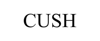 mark for CUSH, trademark #86135820