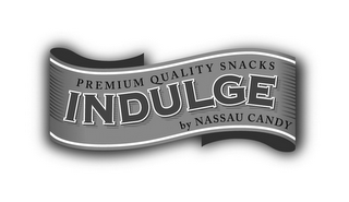 mark for PREMIUM QUALITY SNACKS INDULGE BY NASSAU CANDY, trademark #86138113