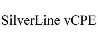 mark for SILVERLINE VCPE, trademark #86154856