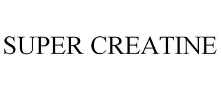 mark for SUPER CREATINE, trademark #86156324