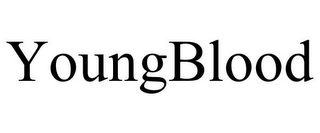 mark for YOUNGBLOOD, trademark #86164998