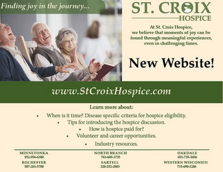 mark for ST. CROIX HOSPICE, trademark #86166216