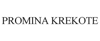 mark for PROMINA KREKOTE, trademark #86170854
