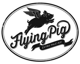 mark for FLYING PIG EXTRA PALE ALE, trademark #86178812