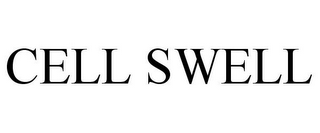 mark for CELL SWELL, trademark #86188968