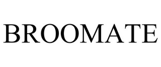 mark for BROOMATE, trademark #86191271