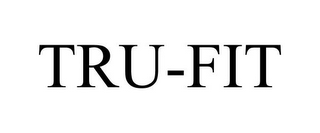 mark for TRU-FIT, trademark #86197509
