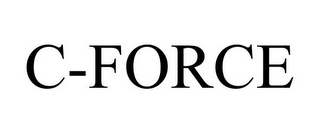 mark for C-FORCE, trademark #86213551