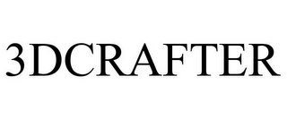 mark for 3DCRAFTER, trademark #86216579