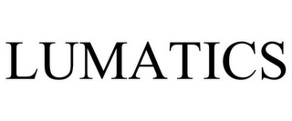 mark for LUMATICS, trademark #86219439