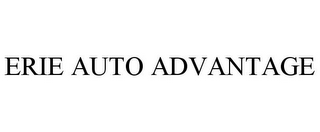mark for ERIE AUTO ADVANTAGE, trademark #86234306