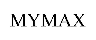 mark for MYMAX, trademark #86244269