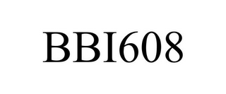mark for BBI608, trademark #86246464