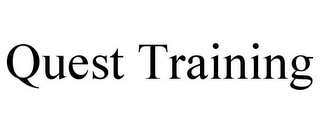 mark for QUEST TRAINING, trademark #86249697