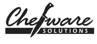mark for CHEFWARE SOLUTIONS, trademark #86252786