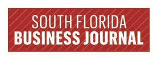 mark for SOUTH FLORIDA BUSINESS JOURNAL, trademark #86258847