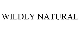mark for WILDLY NATURAL, trademark #86266051
