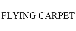 mark for FLYING CARPET, trademark #86267228