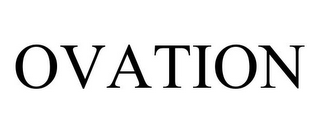 mark for OVATION, trademark #86276726