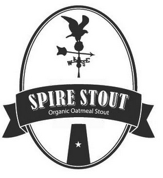 mark for SPIRE STOUT ORGANIC OATMEAL STOUT, trademark #86283686
