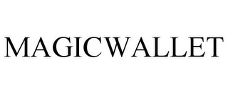 mark for MAGICWALLET, trademark #86304181