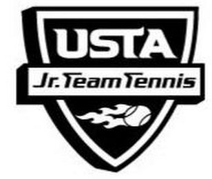 mark for USTA JR. TEAM TENNIS, trademark #86319986