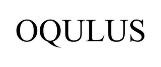 mark for OQULUS, trademark #86327601