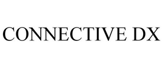 mark for CONNECTIVE DX, trademark #86337246