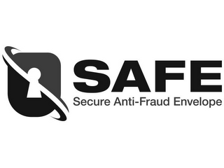 mark for SAFE SECURE ANTI-FRAUD ENVELOPE, trademark #86346752