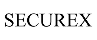 mark for SECUREX, trademark #86346803