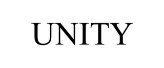 mark for UNITY, trademark #86351974