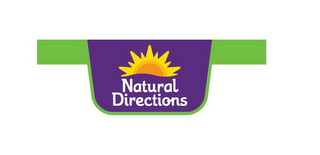mark for NATURAL DIRECTIONS, trademark #86361864