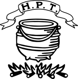 mark for H.P.T., trademark #86384124