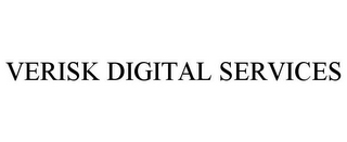 mark for VERISK DIGITAL SERVICES, trademark #86388989