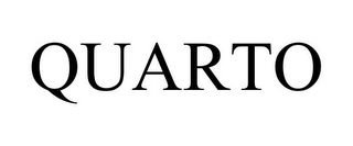 mark for QUARTO, trademark #86391282