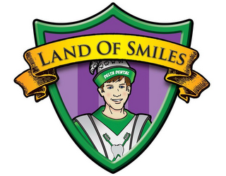 mark for LAND OF SMILES DELTA DENTAL, trademark #86402927