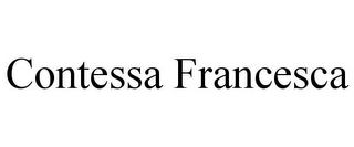 mark for CONTESSA FRANCESCA, trademark #86416091