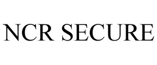 mark for NCR SECURE, trademark #86418244