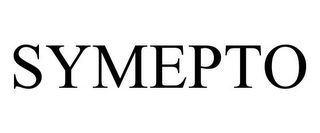 mark for SYMEPTO, trademark #86420494