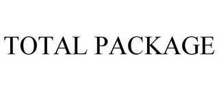 mark for TOTAL PACKAGE, trademark #86422170
