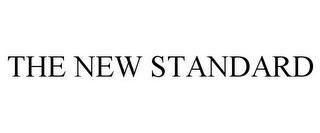 mark for THE NEW STANDARD, trademark #86423442