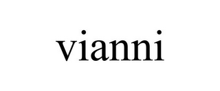 mark for VIANNI, trademark #86425747