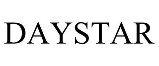 mark for DAYSTAR, trademark #86458053