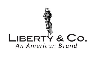 mark for LIBERTY & CO. AN AMERICAN BRAND, trademark #86458829